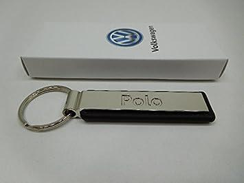 Volkswagen Metal Llavero. Polo Key Ring Colección