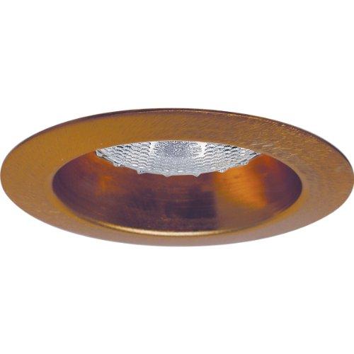 - Progress Lighting P8041-14 Brushed Copper Open Trim Damp Location Listed, Brushed Copper