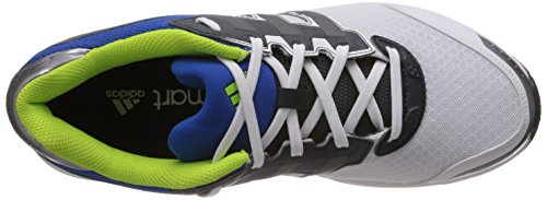 Adidas Zapatillas de running con Lightster stability M - weiss/blau/silb