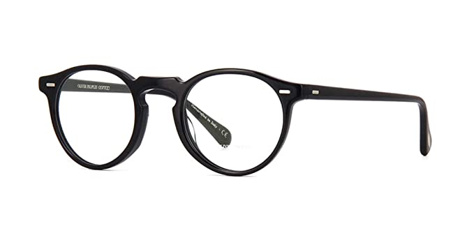 63f1028f647ed OLIVER PEOPLES GREGORY PECK OV 5186 COL.1005 SIZE 47-23-150  Amazon.co.uk   Clothing