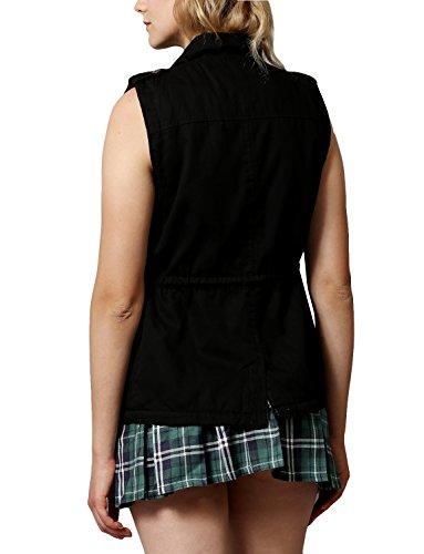 NE PEOPLE Womens Military Anorak Jacket in Various Styles by NE PEOPLE (Image #2)