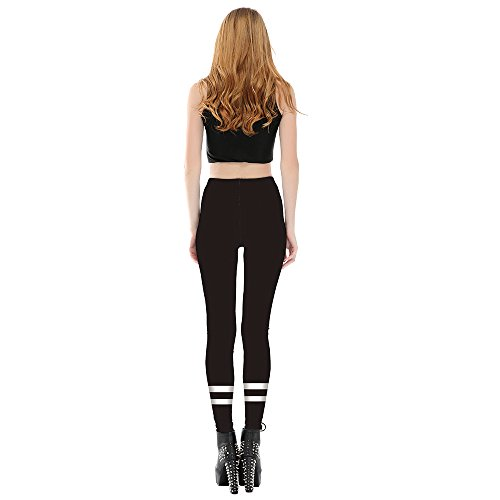 donna Legging stile stile Acvip Acvip 10 Legging donna Acvip 10 fpwq6Sw