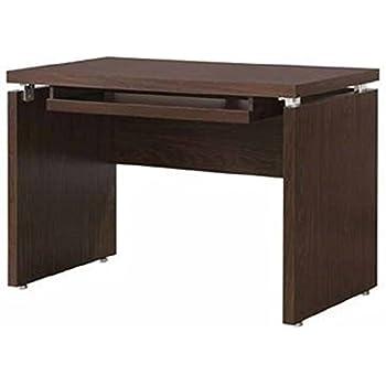 Amazoncom Coaster Home Furnishings Contemporary Computer Desk - Contemporary computer desk