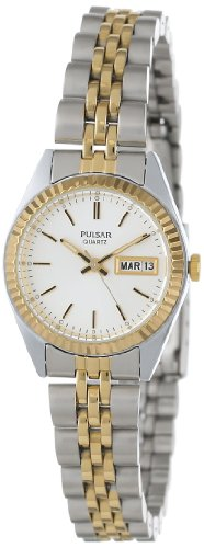 Pulsar Women's PXX006 Watch - Pulsar Watch Womens Fashion
