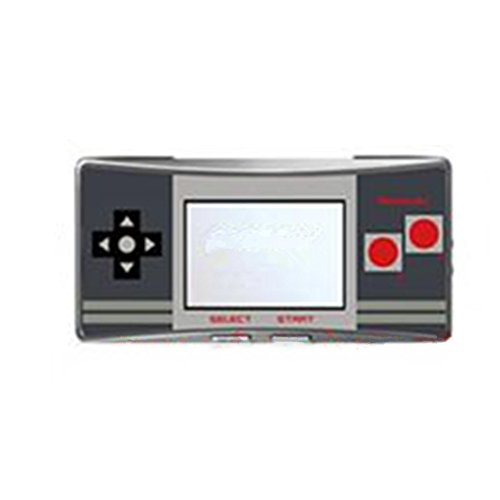Beracah Sticker for GBM GameBoy Micro Console Housing Front Panel Cover (003)