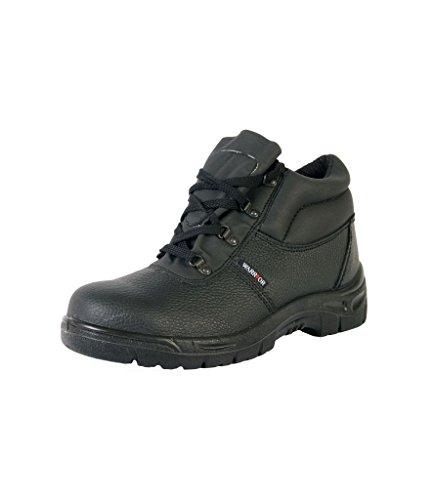 Warrior Chukka Boot Black 9aPEQ1DBH