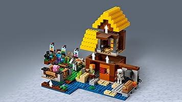 RARE LEGO MINECRAFT DONKEY FROM SET 21144