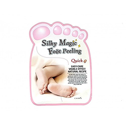 ee13177e2 Quick Foot Peeling Mask. Exfoliationg Calluses and Dead Skin Away Foot Peel  Mask