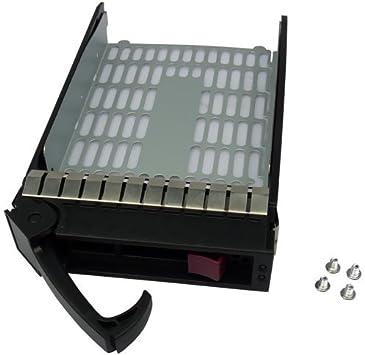 "3.5/"" LFF SATA SAS HDD Hard Drive Tray Caddy HP ProLiant DL180 G6 Gen6 USA SHIP"