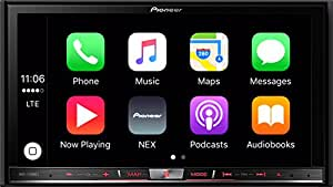 "Pioneer AVIC-7100NEX In-Dash Navigation AV Receiver with 7"" WVGA Resistive Touchscreen Display (Discontinued by Manufacturer)"