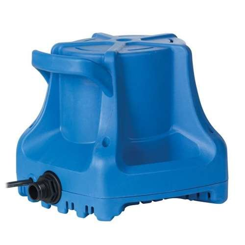 Little Giant APCP-1700 Automatic Swimming Pool Cover Submersible Pump, 1/3-HP, - Submersible Pump Cover Pool