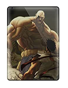 New Style Tpu Air Protective Case Cover/ Ipad Case - Street Fighter Hd