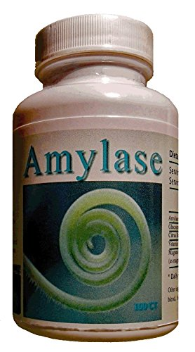 Frequency Foods Amylase Enzymes (Discover the importance of Amylase) 100ct