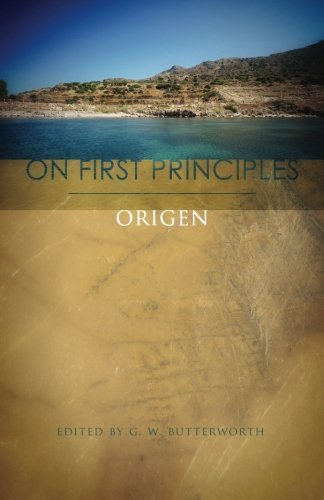 On First Principles: