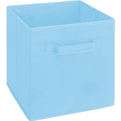 ClosetMaid 5879 Cubeicals Fabric Drawer, Light Blue