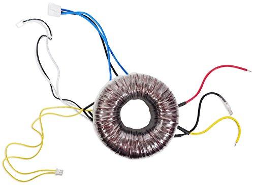 35V+35V+9V Toroidal Transformer for Powered Pro Speaker Amplifier 145C (115/30V)