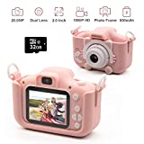 Best Camcorders For Kids - Kids Digital Camera Child Camcorder, Girls Birthday Toy Review