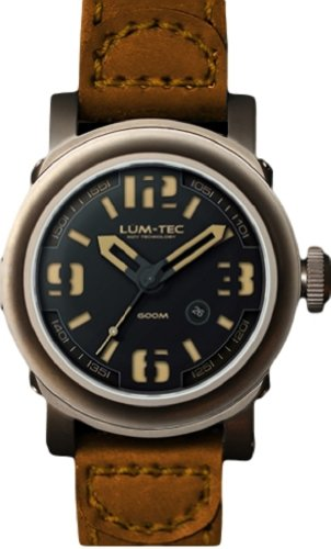LUM-TEC Abyss 600M Series Abyss 600M-3 Watch