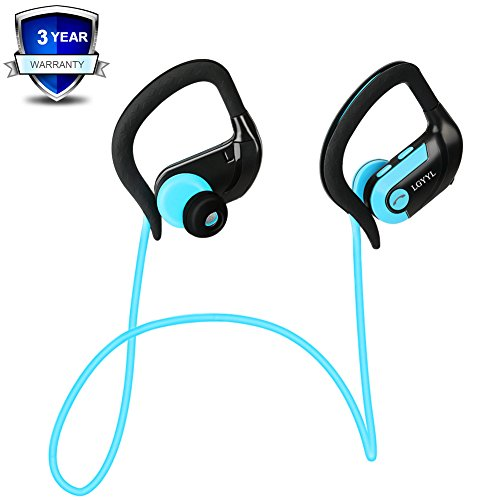 Bluetooth Headphones Microphone LGYYL Sweatproof