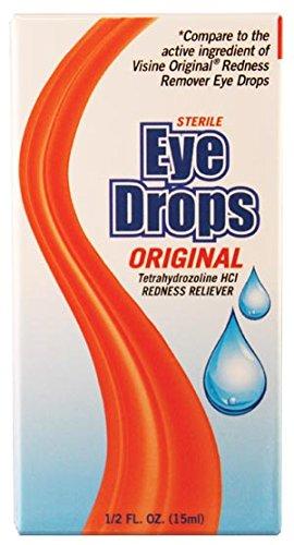 NWI EDRR5 CareALL Artifice Cal Tears Eye Drop, .5 oz. (Pack of 48)