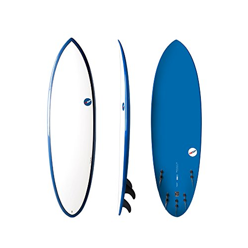 NSP Elements Hybrid Short Surfboard | Fins Included | All Ar