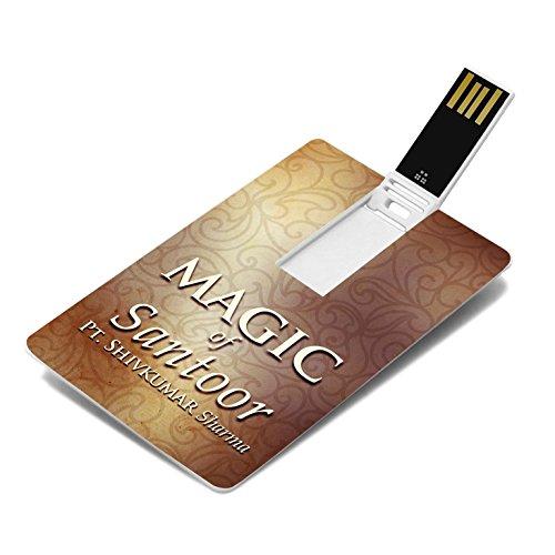Price comparison product image MAGIC OF SANTOOR (PLUG & PLAY USB DRIVE)