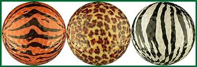 EnjoyLife Inc Animal Print Collection Golf Ball Gift Set