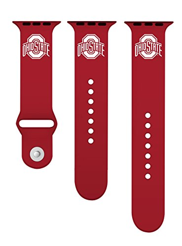 college-jewelry-c42-177c1-sw1-ohio-state-university-buckeyes-38mm-silicone-sport-band-fits-apple-wat