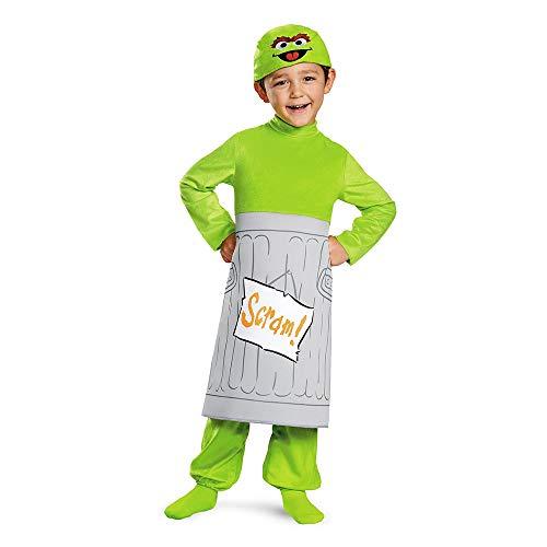 Oscar Toddler Costume, Medium (3T-4T) -
