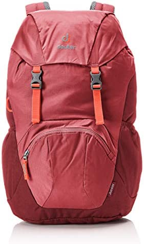 Deuter Unisex Junior Cardinal Maroon One Size