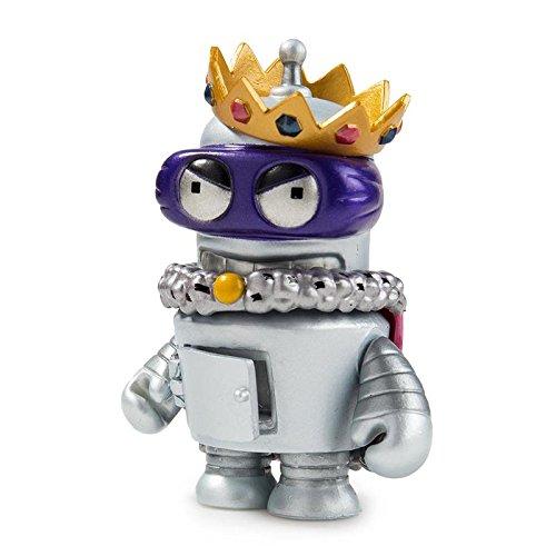 - Kidrobot Futurama Universe X Collection - Super King Bender (2/24)
