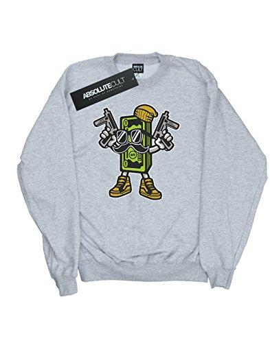 De Gris Guns Camisa Mujer And Money Entrenamiento Drewbacca Deporte qvxpTXw88
