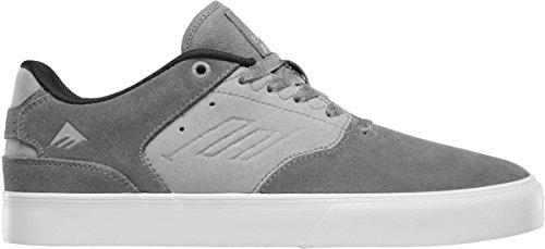 Grey Reynolds Light Low Shoe Vulc The Skate Grey Emerica w1nqxaBFC