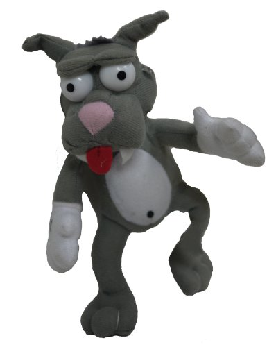 Scratchy the Cat From the Simpsons Television Show Plush Doll