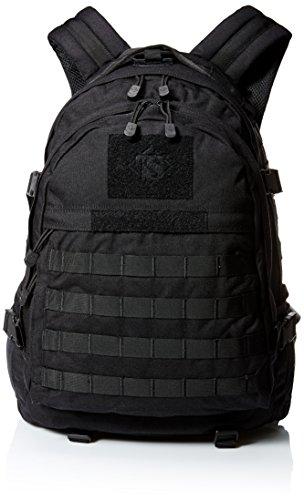 Tru-Spec Backpack, blk Elite 3-Day, Black, One Size