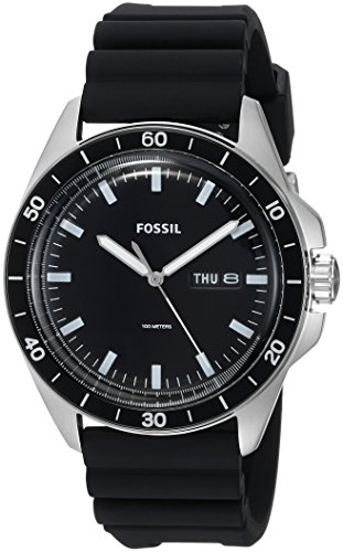 Fossil-Mens-FS5290-Sport-54-Three-Hand-Day-Date-Black-Silicone-Watch