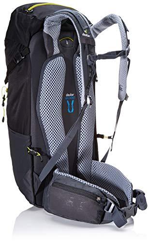 Deuter Trail 30 Backpacking Backpack, Black/Graphite