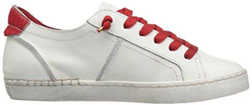Mode Femmes Dolce rouge Chaussures A Sport Vita Blanc De La 5HnvSZ0qn