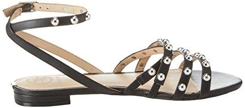Footwear Caviglia nero Cinturino con Alla Donna Guess Dress Sandali SxyBqwdqav