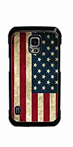 USA FLAG Hard Case for Samsung Galaxy S5 Active by mcsharks