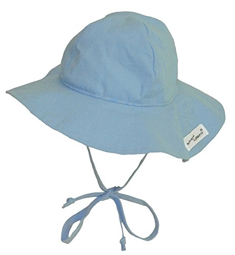 Floppy Hat | Pastel Blue Small