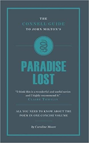 John milton's 'paradise lost': a reading guide (reading guides to.
