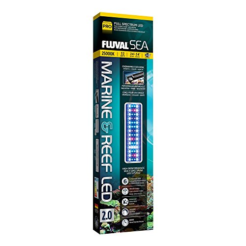 Fluval A3993 Sea Marine/Reef 2.0 LED, 24-34'' by Fluval