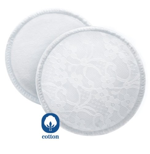 Philips AVENT Washable Nursing Pads, 6-Count ()