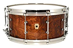 LUDWIG CLASSIC MAPLE SNARE DRUM 14X6.5 AGED EXOTIC CARPATHIAN ELM