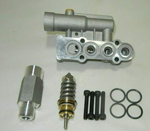 16031 190627GS 190574GS Pressure Washer Manifold Kit for Briggs Stratton 020228 ()