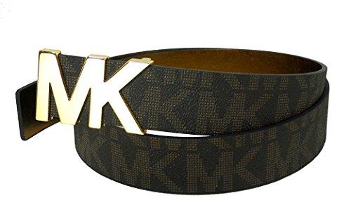 MICHAEL Michael Kors Belt, MK Logo Belt ()