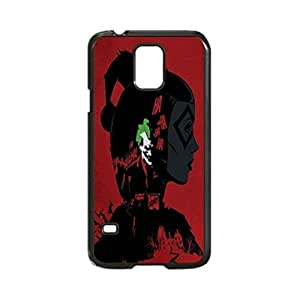 Catwoman vs Harley Quinn Custom Image Case, Diy Durable Hard Case Cover for Samsung Galaxy S5 I9600, High Quality Plastic Case By Argelis-Sky, Black Case New