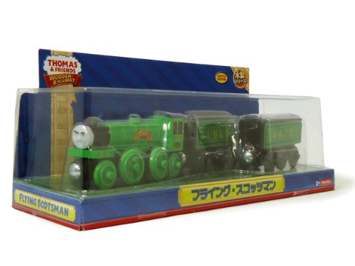 Thomas Friends Wooden Railway Flying Scotsman Exclusive Japan
