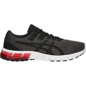 ASICS Men's Gel-Quantum 90 Running Shoes, 10.5M, Dark Grey/Black